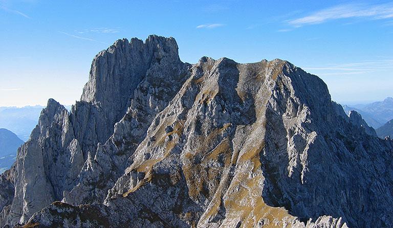 Ackerlspitze (2329 m), Maukspitze (2231 m)