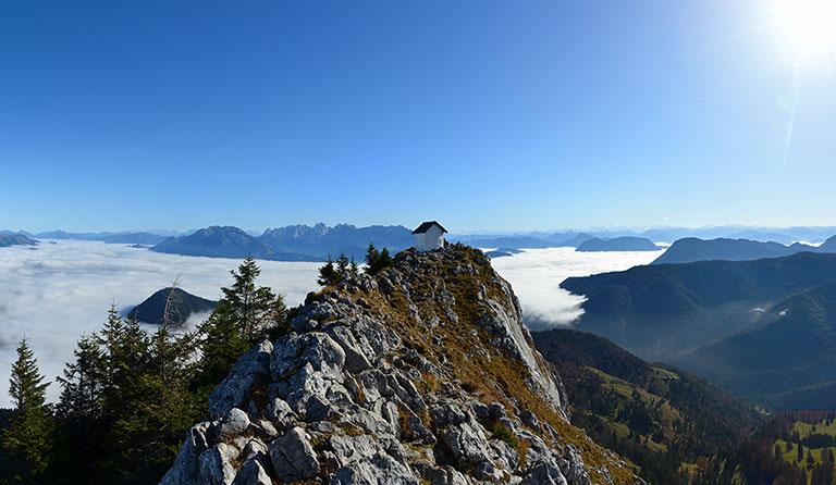 Klettersteig Tegernsee : Klettersteige für anfänger in den alpen bergwelten