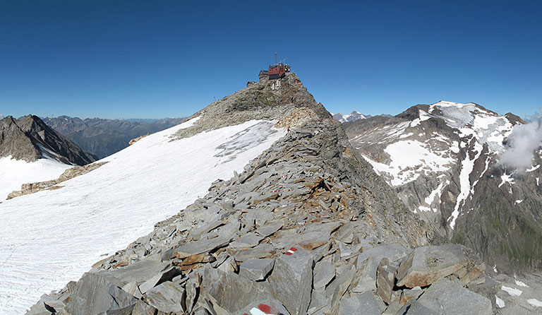Hoher Sonnblick (3106 m)