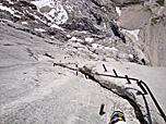 Dachstein Klettersteig Johann : Johann klettersteig zur dachsteinwarte m am dachstein
