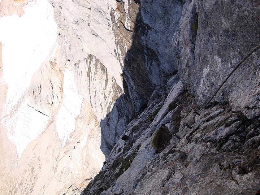 Klettersteig Johann : Klettersteige am kitzbüheler horn in st johann tirol