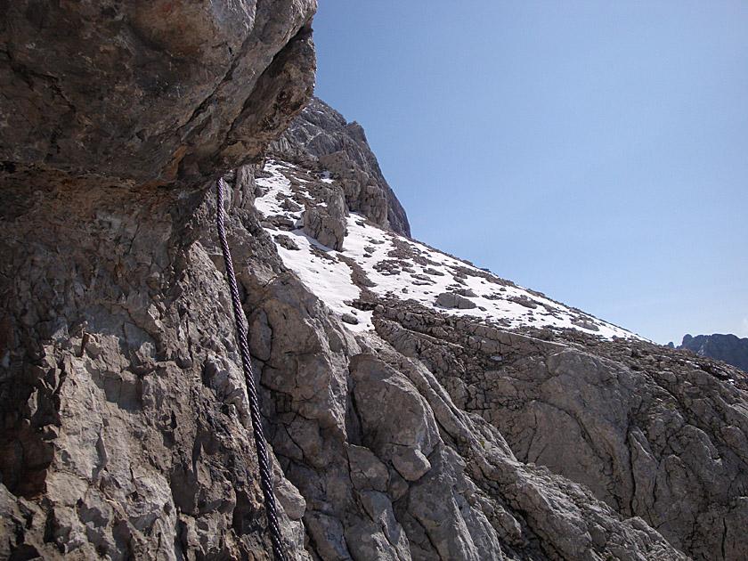 Dachstein Klettersteig Johann : Erfahrungsbericht vaude klettersteig camp der johann