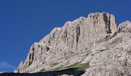 Klettersteig Rosengarten : Rotwand 2806 m und masaré klettersteig rosengarten dolomiten