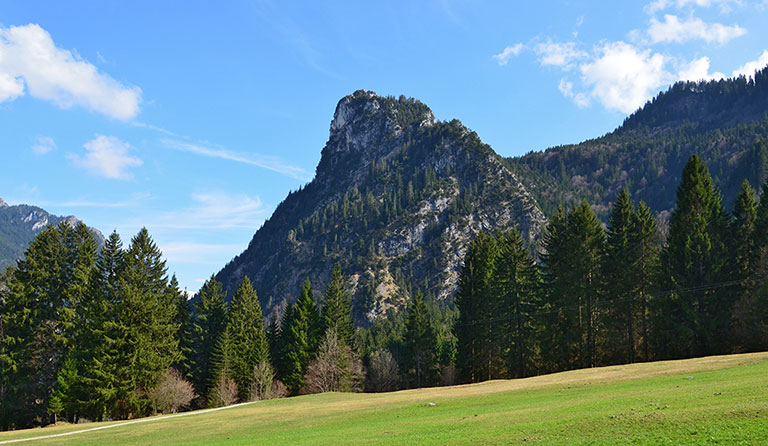 Klettersteig Oberammergau : Kofel m ammergauer alpen oberammergau
