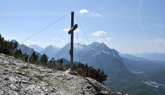 Klettersteig Mittenwald : Mittenwalder klettersteig de u downhillhoppers