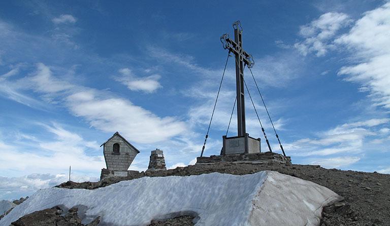 Klettersteig Comer See : Monte legnone m bergamasker alpen comer see italien