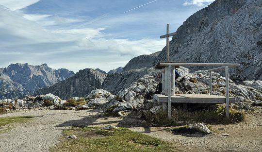 Klettersteig Am Ettaler Mandl : Ettaler manndl m ammergauer alpen ammergau deutschland
