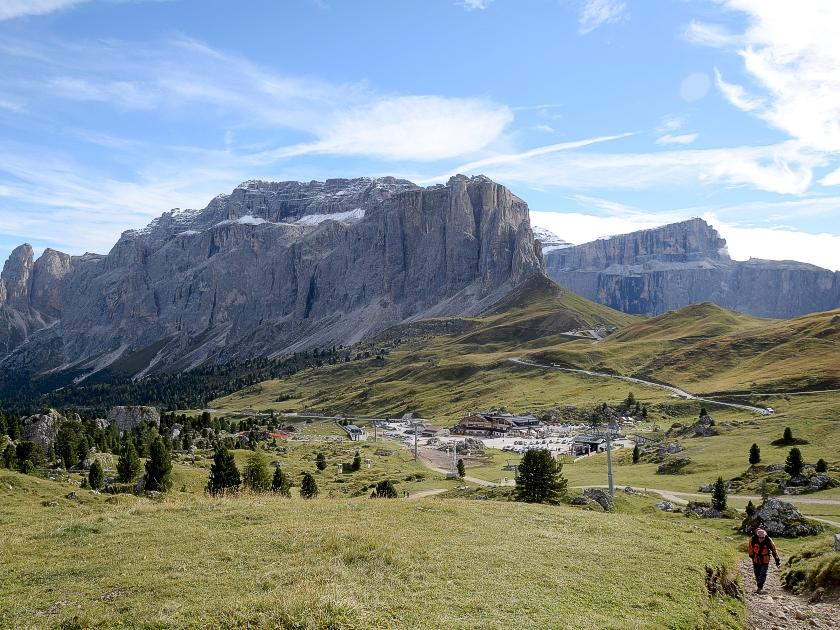 Klettersteig Plattkofel : Fotos und bilder zum oskar schuster klettersteig auf den plattkofel