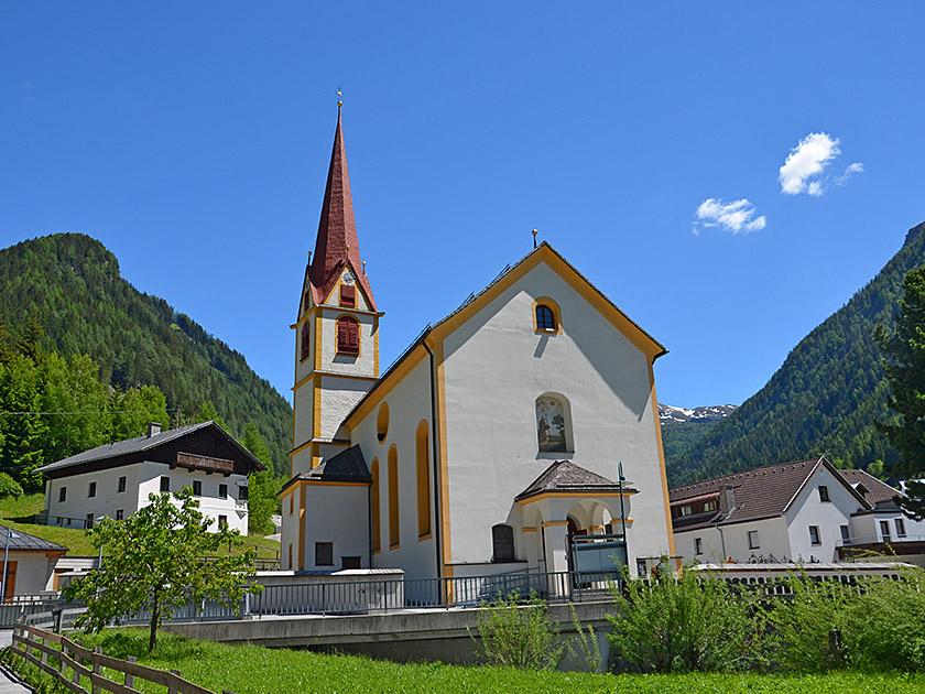 St Jodok Klettersteig : Klettersteige mit kindern in bayern und Österreich peter kofler