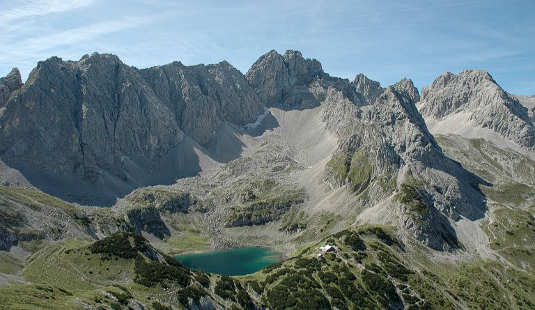 Klettersteig Karte : Klettersteig tajakante seebenklettersteig coburger