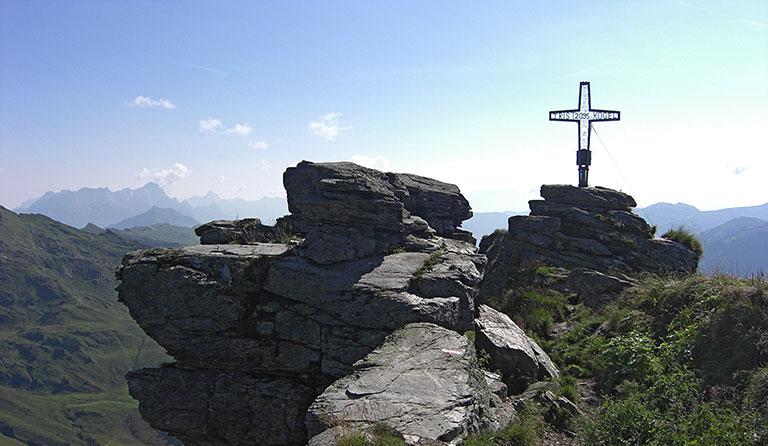 Klettersteig Kitzbühel : Tristkogel m klettersteig kitzbüheler alpen tirol Österreich