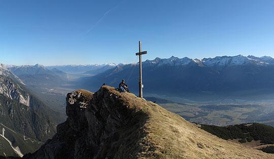 Klettersteig Coburger Hütte : Coburger hütte m mieminger kette Österreich