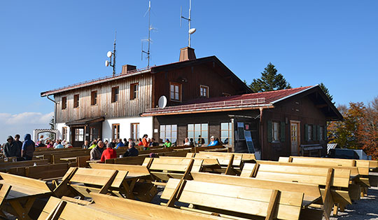 Berggasthof Neureuth (1261 m)