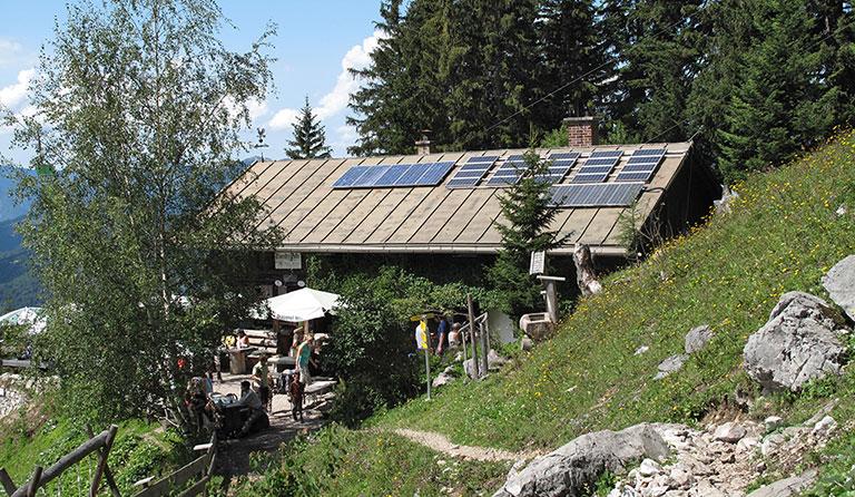 Brunnsteinhütte 1560 M Mittenwald Karwendel