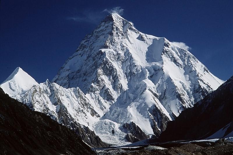 Himalaya Berge Karte.8000er Achttausender