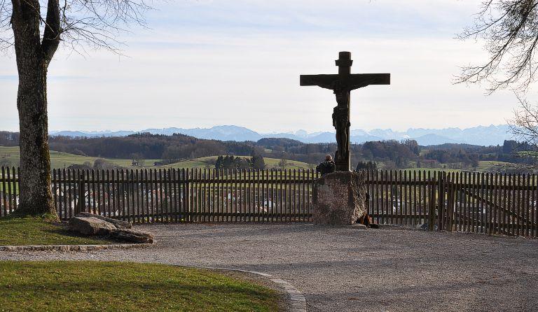 Wanderung Von Herrsching Zum Kloster Andechs Via Horndlweg Und Kiental